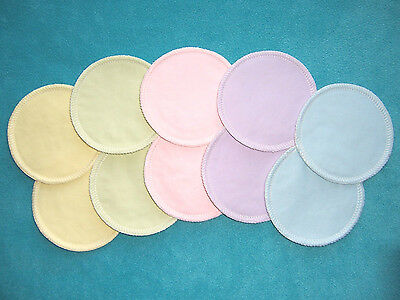 Reusable Washable Breastfeeding Nursing Pads Leakproof Waterproof Discreet Eco