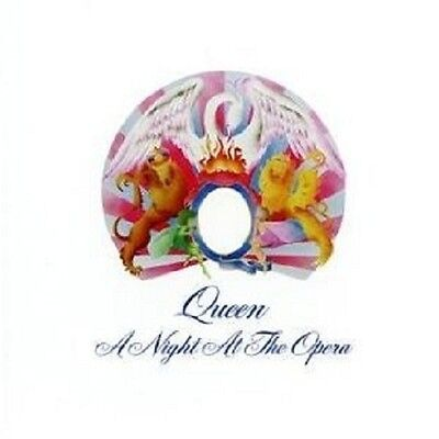 """Queen """"a Night At The Opera"""" 2 Cd Deluxe Edt Neu"""