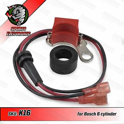 Mercedes Bosch Electronic Ignition Kit  6cylinder 2pc