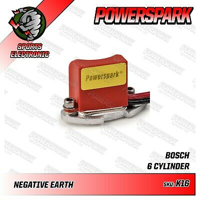 Powerspark Electronic Ignition 6 cyl 2pc for Bosch Porsche Mercedes Volvo Penta