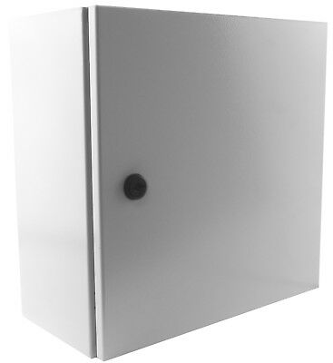 NEW YuCo WALL MOUNT YC-16x16x8-UL Certified Nema 4 Enclosure With Back PLATE