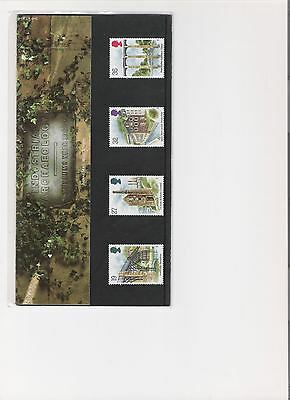 1989 Royal Mail Presentation Pack Industrial Archaeology Mint Decimal Stamps