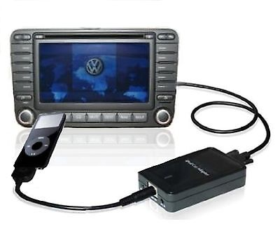 iPhone iPod AUX Adapter Interface VW Audi Seat Skoda