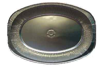 1 Large Disposable Aluminium Foil Food Platter Trays Party