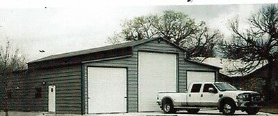 42x40 STEEL Garage, Storage Building  -- FREE DELIVERY & INSTALLATION!