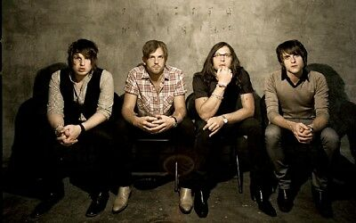 Kings of Leon Poster [17 x 24] #2