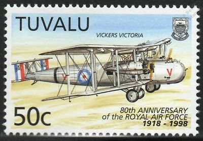 VICKERS VICTORIA / RAF Airplane Aircraft Mint Stamp
