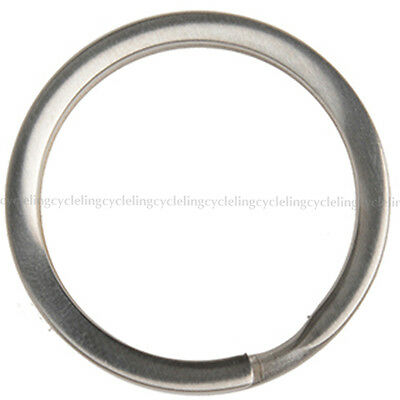 Titanium Ti Key Chain Key Ring Split Ring Size L 1Pcs