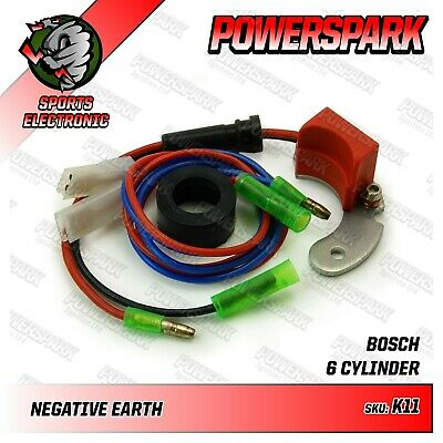Powerspark Electronic ignition Kit Left hand Bosch Distributor Mercedes