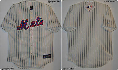 Majestic New York Mets Baseball Jersey Men's NWT MLB