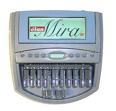Stenograph® élan Mira® A3 with 2 Year Warranty