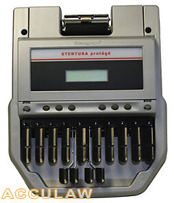 Stenograph Stentura Protege with 2 Year Warranty