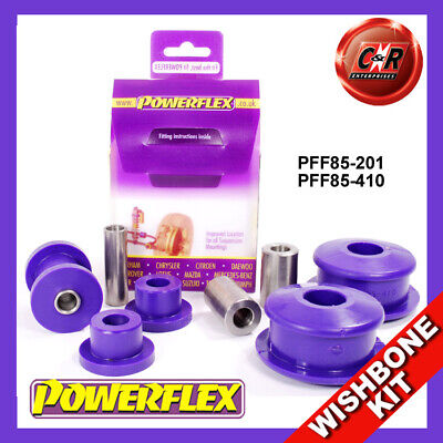 Seat Toledo 99-02 Powerflex Wishbone Bush Kit PFF85-201/410