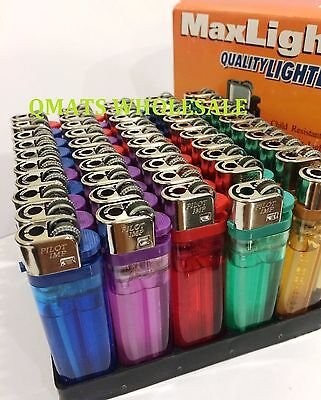 Lot Of 25 Disposable Cigarette Lighters Wholesale Price