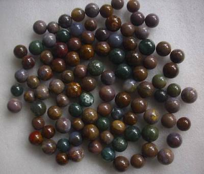 Natural Colorful Agate Crystal Spheres Healing 18-24mm