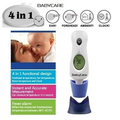 Digital Infrared Ear & Forehead Baby Thermometer