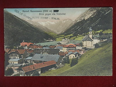 COLLE ISARCO-Panorama-no viagg,anni 20#8627
