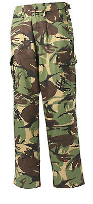 """British Army Soldier 95 Combat Trousers Dpm Camo 28-54"""""""