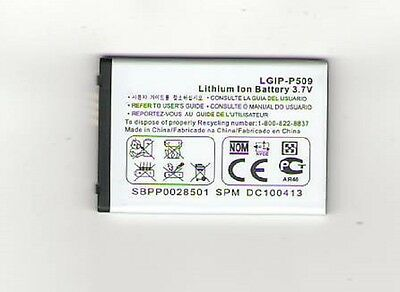 Lot 2 New Battery For Lg P509 Phoenix P505 Lgip-400N