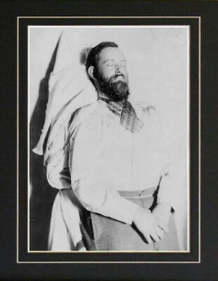Jesse James Death Photo J.Frank Dalton James L Courtney