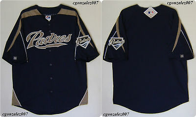 Majestic San Diego SD Padres Baseball Jersey Men's MLB