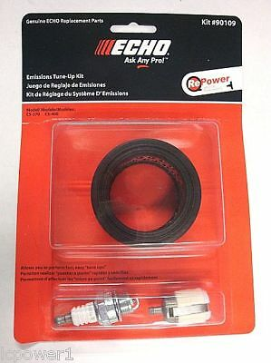 90109 ECHO Chainsaw Tune-up emissions kit CS-370 CS-400