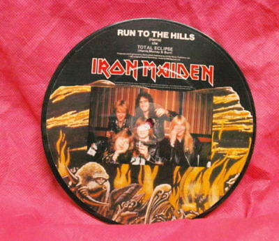 Iron Maiden - Run To The Hills -Total Eclipse- 1982
