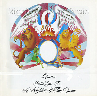 QUEEN 1976 NIGHT AT THE OPERA Tour Concert Program Book