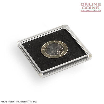 Lighthouse Quadrum 18mm Square Coin Capsule - 1 Only