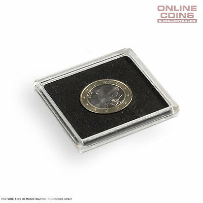 Lighthouse Quadrum 25mm Square Coin Capsule - 1 Only