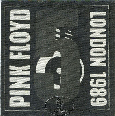 PINK FLOYD 1989 ANOTHER LAPSE BACKSTAGE PASS London 5