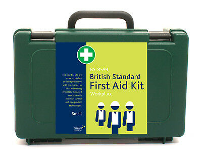 First Aid Kit BSi BS-8599 Small 25 Person Home / Office