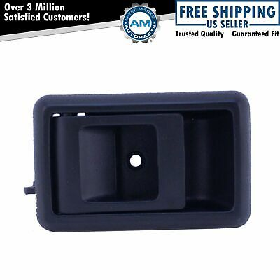 Black Inner Interior Inside Door Handle for Toyota Corolla 4Runner Pickup Truck