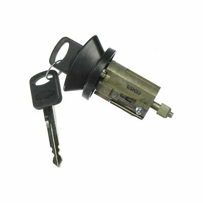 Black Bezel Ignition Lock Cylinder w/ Key for Ford Mercury Lincoln Pickup Truck