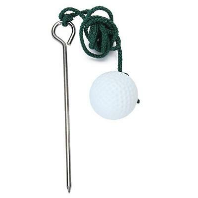 Golf Driving Ball Swing/Hit Practice Training Aid&Rope