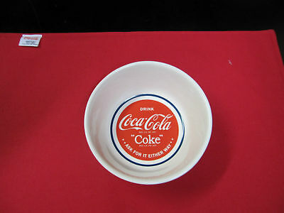 Coca-Cola Stoneware Soup Bowl - BRAND NEW!