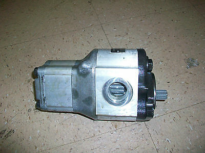 Bobcat 853 High Flow Hydraulic Pump 6665552 new 2410MTC