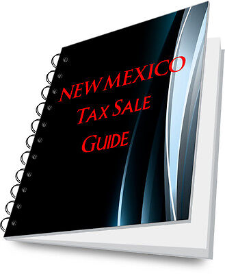 NEW MEXICO NM Tax Deed Sale Guide For Real Estate Investors!