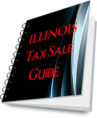 ILLINOIS Tax Lien Certificate State Guide For Tax Sales