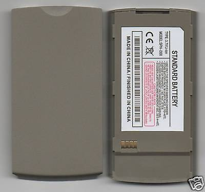 LOT 4 NEW BATTERY FOR SAMSUNG i300 STANDARD