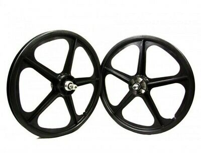 "Bicycle Wheel 20"" (50cm) Tuff II-S/B Black By Skyway - FREE SHIPPING"