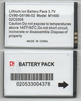 Lot 4 New Battery For Kyocera M1400 Adreno S2400