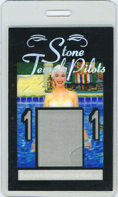 STONE TEMPLE PILOTS 1997 LAMINATED PASS ALL ACCESS blk
