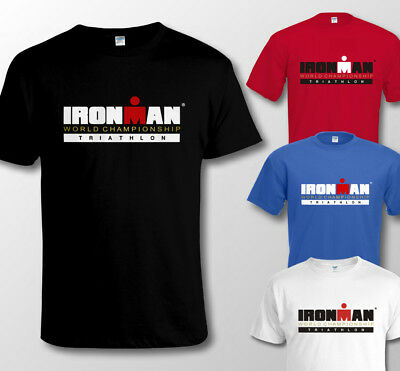 IRONMAN TRIATHLON WORLD CHAMPIONSHIP -  Men's T SHIRT Sizes to 4XL