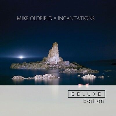 "Mike Oldfield ""incantations"" 2 Cd+Dvd Deluxe Edt Neu"