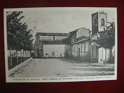 SANT'ANGELO IN PONTANO, viagg, anni 50 #10819