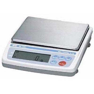 AND Weighing EK1200i Everest Digital Scales 1200 x 0.1 g Legal For Trade