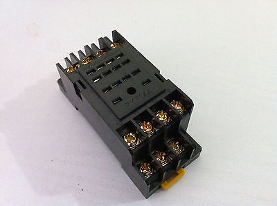 Mini Relay Socket Base PYF14A For H3Y-4 Timer Relay