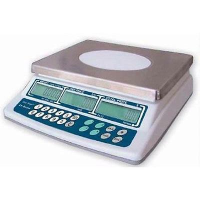 Easy Weigh CK-30 Price Computing Scale 30 lb x 0.005 lb