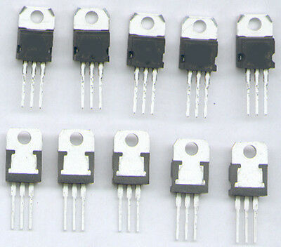 5 x   BT139-800  (BT139) TRIAC  800V 16A  TO220  TOP !